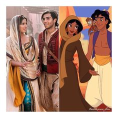 Aladdin is a movie starring Naomi Scott, Will Smith, and Mena Massoud. Disney Memes, Disney Films, Disney And Dreamworks, Disney Pixar, Walt Disney, Disney Characters, Naomi Scott, Aladdin Cast, Aladdin Live