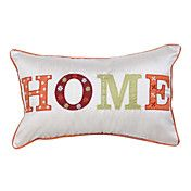 Modern Warm Home Text Polyester Decorative Pi... – USD $ 19.99