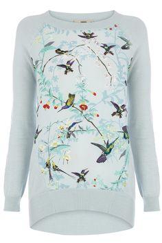 Hummingbird April Jumper | Oasis Stores