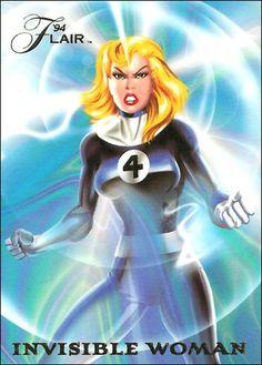 Invisible Woman ('94 Powerblast)