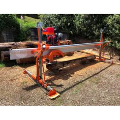 Manual Warrior swing-blade Sawmill — Smith Sawmill Service Electric Power, Beams, Drill, Grilled Pork, Manual, Pork Belly, Recipe, Design, Hole Punch