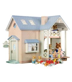 Riverside Lodge - Sylvanian Families - up to 45% off