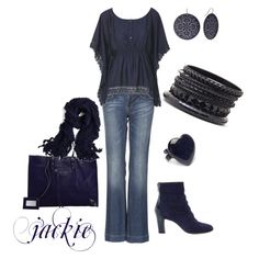Just Blue, created by jackijons