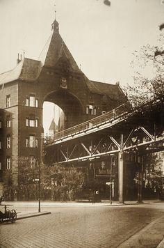Berlin | Vor 1933. U-Bahn Vergangenheit