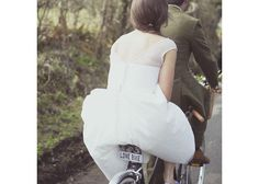 bike themed bicycle wedding ideas