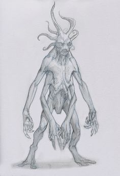 Alien Creature by ~StilleNacht on deviantART