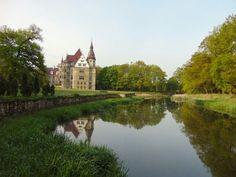 Moszna. Zamek. photo by Joanna Kaczmarek