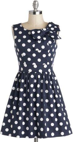 The Pennsylvania Polka Dots Dress - Lyst