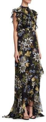 Erdem Riva Silk Gown #erdem #dress #sale Erdem, Dresses For Sale, Dress Sale, Silk Gown, Gowns, Floral, Fashion, Gaming, Vestidos