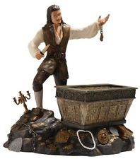 "Pirates of the Carribean - Will Turner - ""Bloodstained Brava"" Retired Edition 12/09	$275"