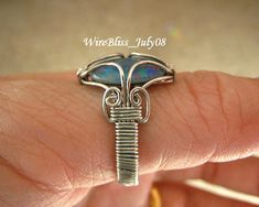 wire wrapped jewelry tutorials | Wire Wrap Jewelry and Tutorials by WireBliss: Simple techniques and ...