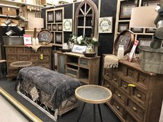 Booth Ideas, Display Ideas, Hobby Lobby Furniture, Vintage Furniture, Holiday, Inspiration, Home Decor, Biblical Inspiration, Vacations