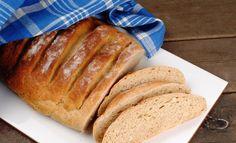 Korvaa leivän rasva paksulla ruuanlaittojogurtilla.