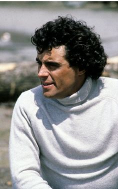 Ian McShane - talented and handsome actor (Lovejoy.....Deadwood....Pirates of the Caribbean, etc.)
