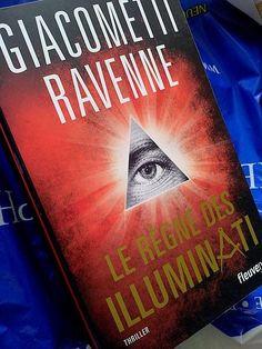 @EricMartzloff : Le Règne des Illuminati de Giacometti et Ravenne