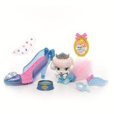 "Lauren - Disney Princess Palace Pets Beauty & Bliss Playsets - Cinderella's Puppy Pumpkin - Blip Toys - Toys ""R"" Us"