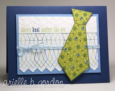 Snappy Stampin' w/ Arielle: KNOT ANOTHER LIKE YOU / CQC #141 & FTL #194...