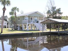 Cottage vacation rental in Suwannee River from VRBO.com! #vacation #rental #travel #vrbo
