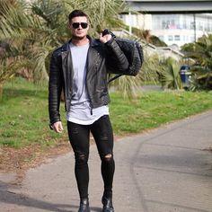 Sunday Style  - Jacket - @bodaskins