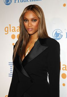 Sweet thrill of Tyra Banks ...  Hot Babe...   Banks released a single with NBA player Kobe Bryant, entitled K.O.B.E., which was performed on NBA TV.