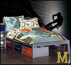 XGames Comforter Sets Motocross Wall Murals · Boys Room DecorKids ...