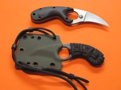 Bear Claw fixed blade EDC by CRKT Knives
