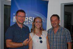 V Domači plošči smo gostili člane Vibration banda: Geza Šanco, »fazanko« Katarino Šebök in Romana Kovačiča.
