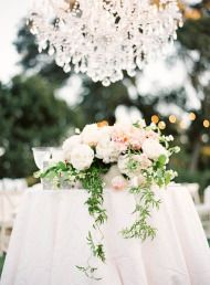 Modern French Inspired Wedding with Pops of Color - Style Me Pretty