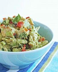 Southwestern Chicken Salad w/ Bacon and Avocado
