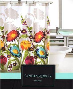 Cynthia Rowley Fiorina Floral Fabric Shower Curtain Cynth... https://www.amazon.com/dp/B00HXJ4MXM/ref=cm_sw_r_pi_dp_ZTuDxb5DK833Z