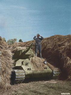 Т-34-76 in 1941.
