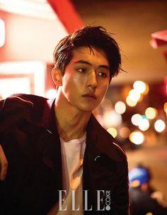Nam Joo Hyuk For ELLE