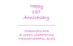Catarina´s Public Diary: 1 Year -  Favorite Blog Posts