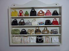 FR handbag storage