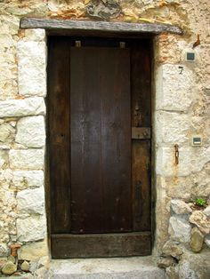 #7 Brown Door, Eze, France  2012 / by Marny Perry