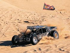 The Imperial Sand Dunes in Glamis #duning #sandrails