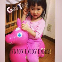 @sakuranbomai - やっと、RODY買った♡ たくさん遊んでくれそう 娘、なぜか自分の耳とロディの耳つかんで... - Enjoygram