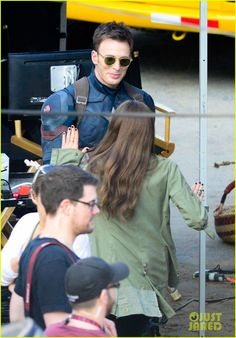 captain america civil war cast had great time on set 26 The cast of Captain America: Civil War look like they are having a great time on set on Wednesday (May 20) in Atlanta, Ga.    Chris Evans (Captain America) and Elizabeth…