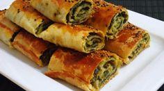 Börek mit Spinat – Ispanaklı Börek