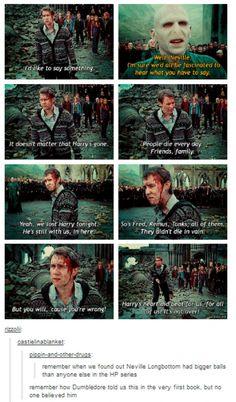 Neville is awsome
