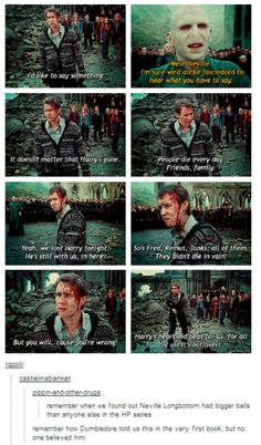 Neville Longbottom. My favorite!