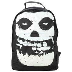 7b12c39768 Iron Fist Misfits Fiend Skull Backpack