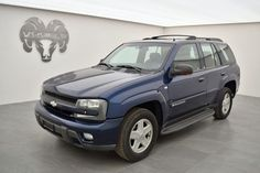 CHEVROLET TRAILBLAZER, Petrol, Second hand/used, Automatic Trailblazer Car, Chevrolet Trailblazer, Sell Used Car, Buy And Sell, Swiss Cars, Favorite Things