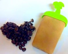 Ditch the fattening Coffee Drinks, make Sugar free popsicle's.  Try it Black / Espresso style, or add coffee or ice cream type flavorings.  This also works with Green Tea.