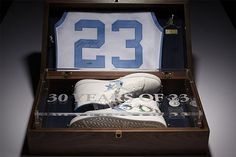 Micheal Jordan X Converse Commemorative Pack!