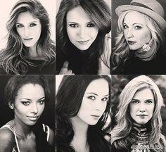 The Vampire Diaries Preety Little Liars, Kol And Davina, Vampire Shows, Bonnie And Enzo, Stefan And Caroline, Vampire Dairies, Mystic Falls, Vampire Diaries The Originals, Favim