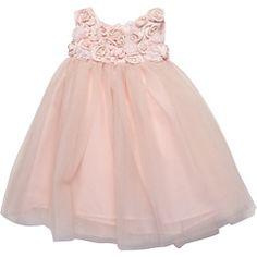 BISCOTTI SWEET REVERIE BALLERINA DRESS (INFANT)