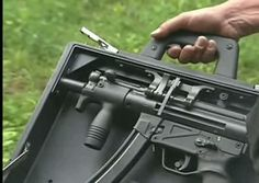 gunsngear:  MP5 Operational Briefcase In Action