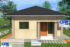 Overall Dimensions- x 2 Car Garage Area- 222 Square meters Round House Plans, Tuscan House Plans, House Plans With Photos, My House Plans, Modern House Plans, House Floor Plans, Modern Houses, Two Bedroom House Design, 2 Bedroom House Plans