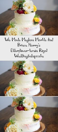 wedding cakes flavors Get the recipe (and find out how the flavors taste! Southern Wedding Cakes, Italian Wedding Cakes, Vegan Wedding Cake, Wedding Cake Flavors, Wedding Cake Rustic, Beautiful Wedding Cakes, Cake Wedding, Different Wedding Cakes, Types Of Wedding Cakes